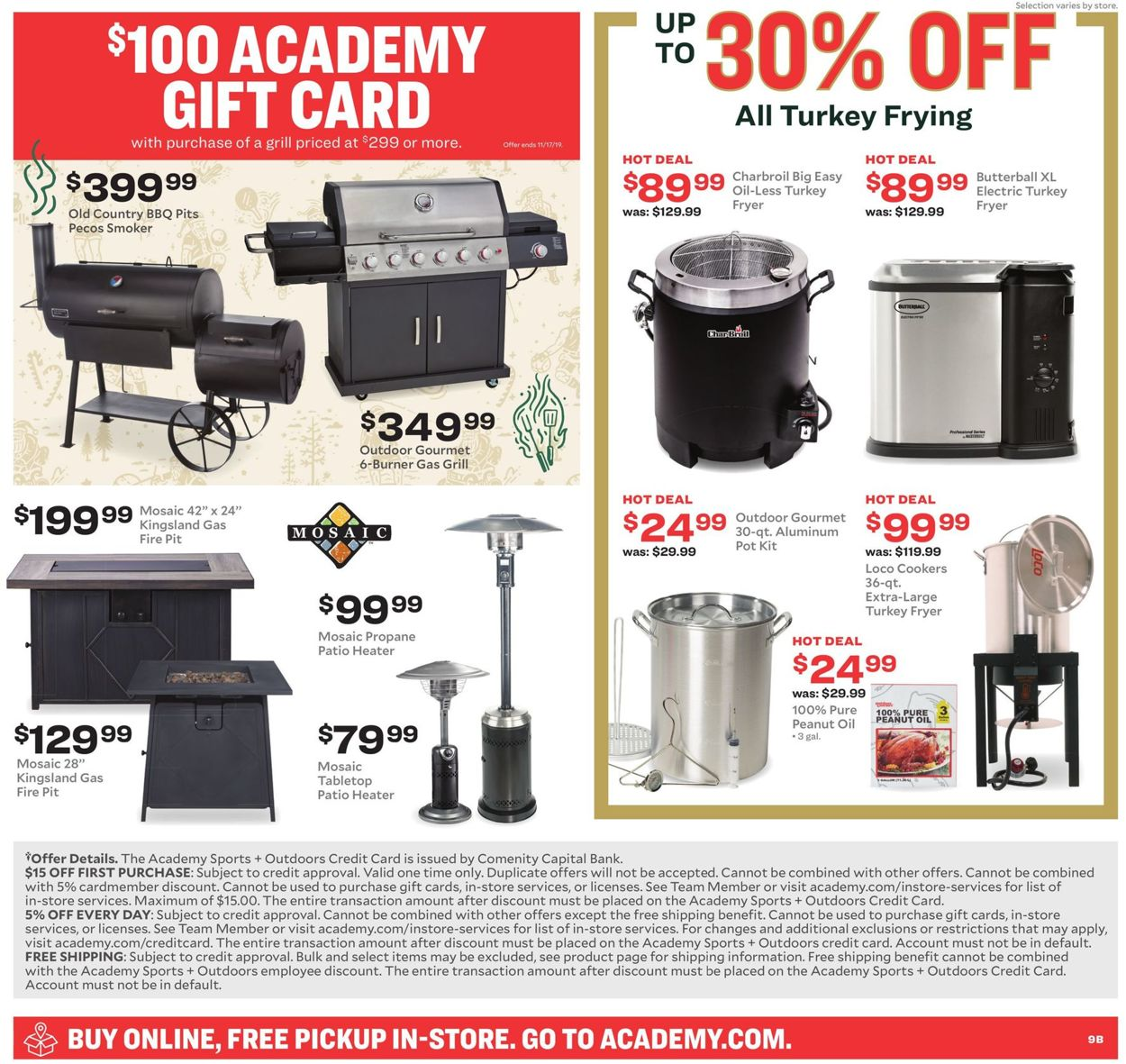 Academy Sports Black Friday Ad 2019 Current Weekly Ad 11