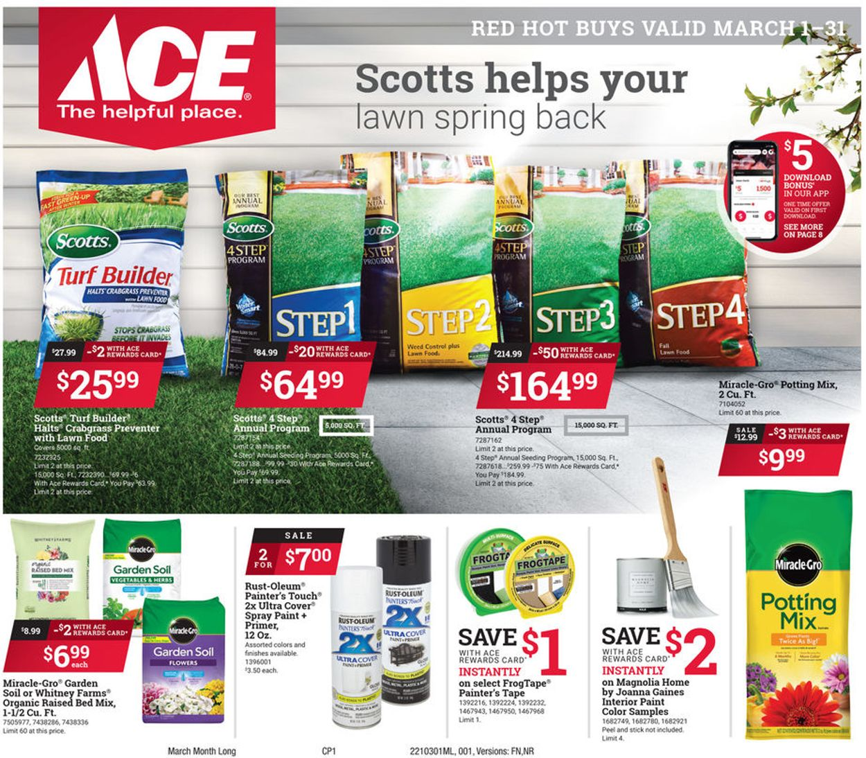 Ace Hardware weekly-ad