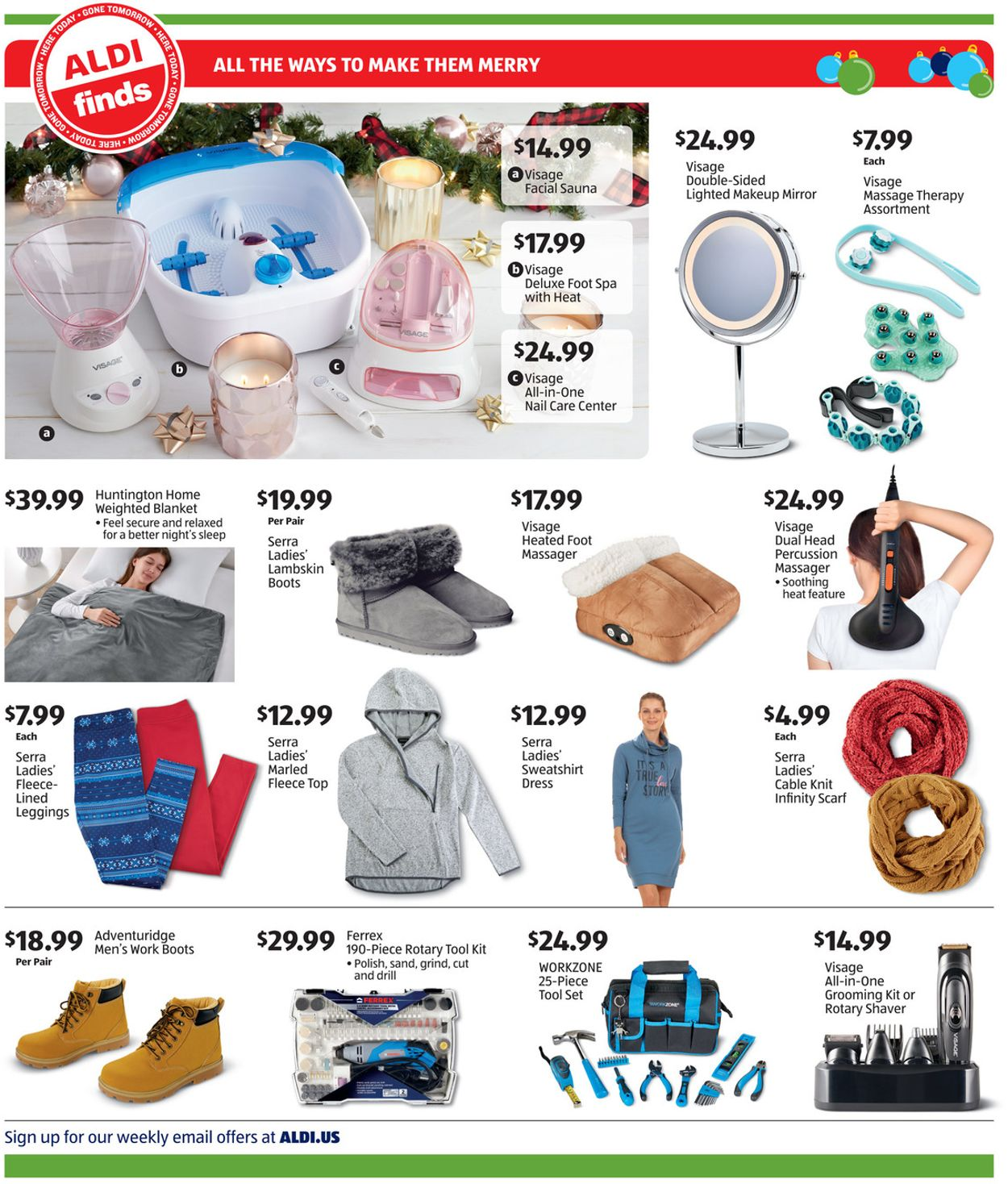 Aldi Current Weekly Ad 12 04 12 10 2019 2 Frequent