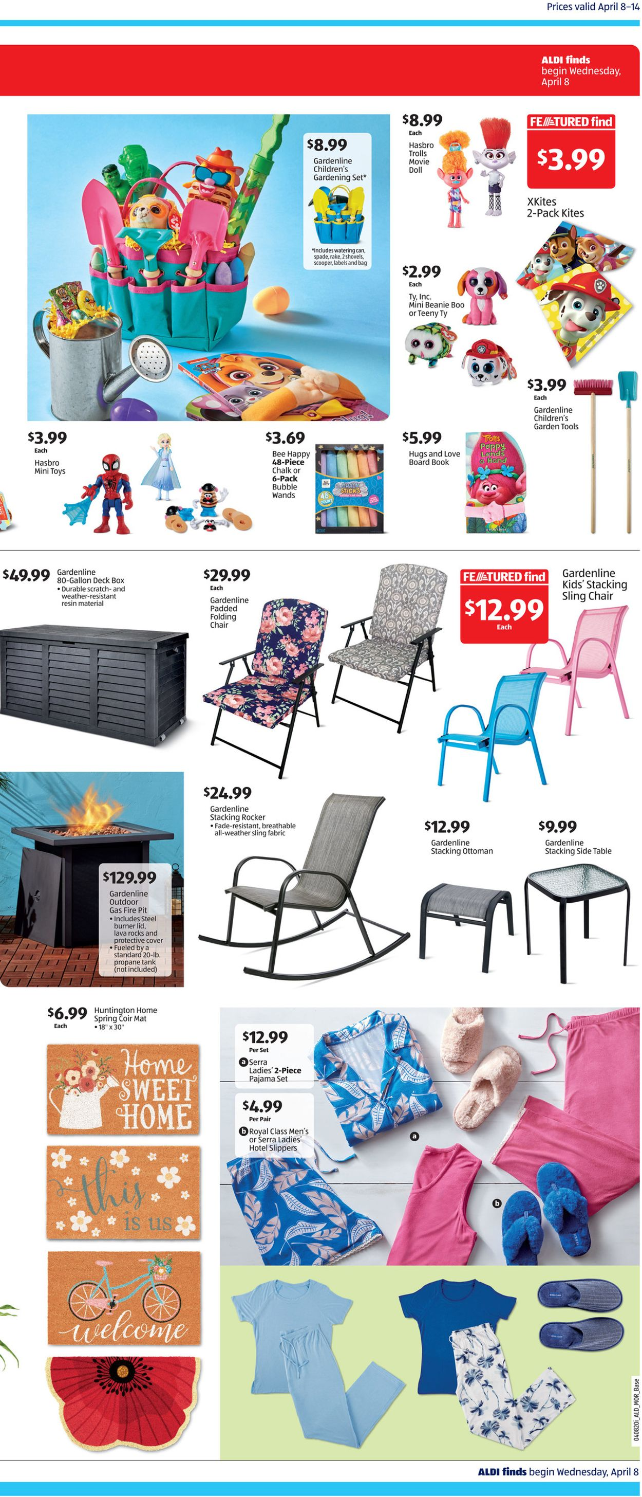 Aldi Current Weekly Ad 04 08 04 14 2020 3 Frequent Ads Com