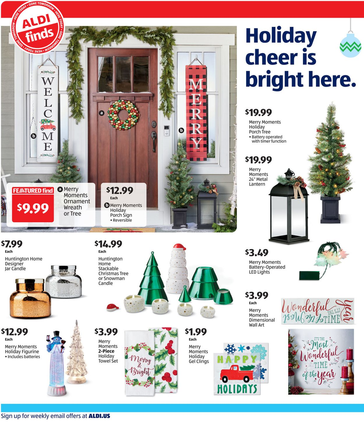 Lowes Led Christmas Lights 11-24-2020 ALDI Holiday 2020 Current weekly ad 11/18   11/24/2020 [2