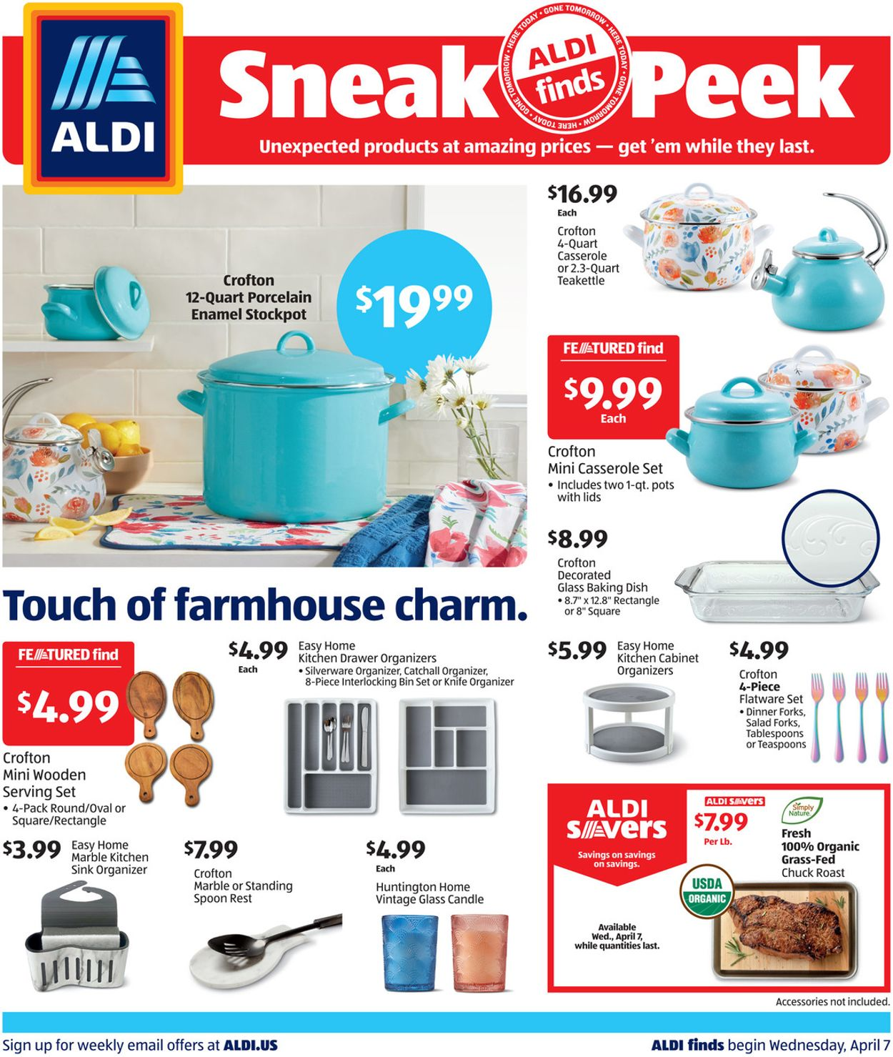Catalogue ALDI from 04/07/2021