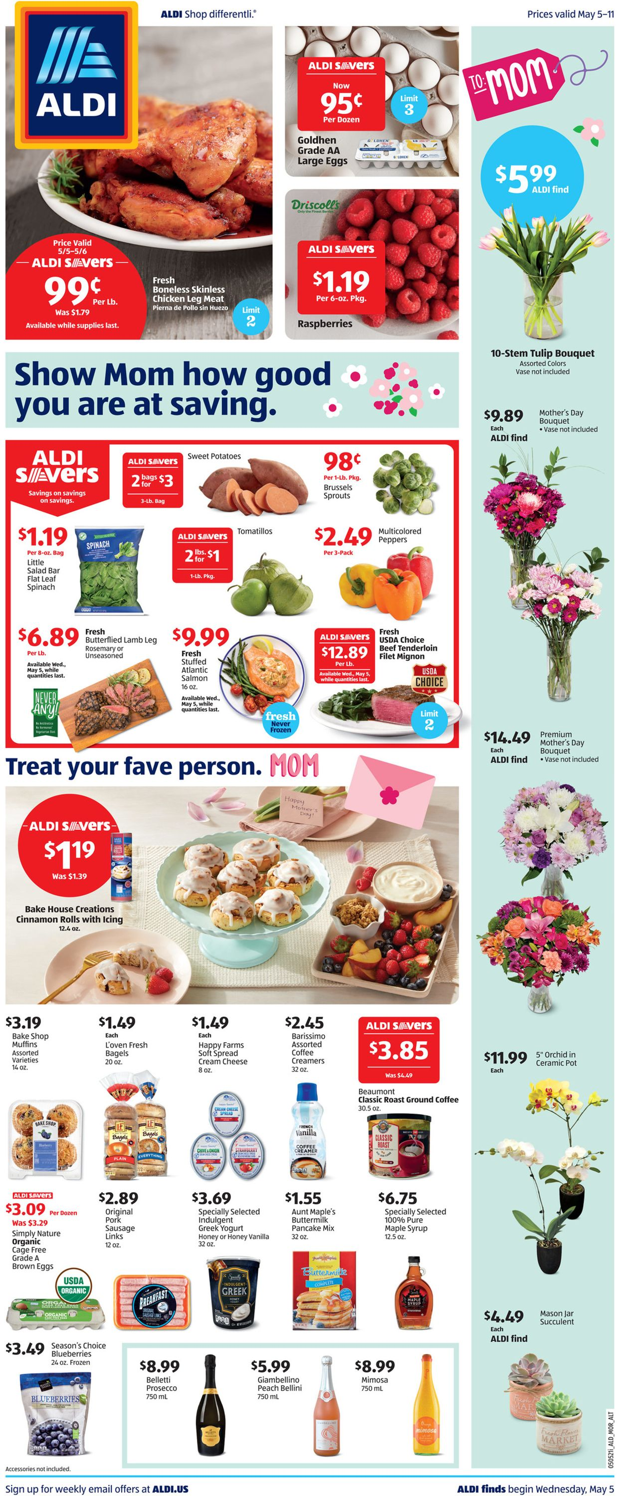 Catalogue ALDI from 05/05/2021
