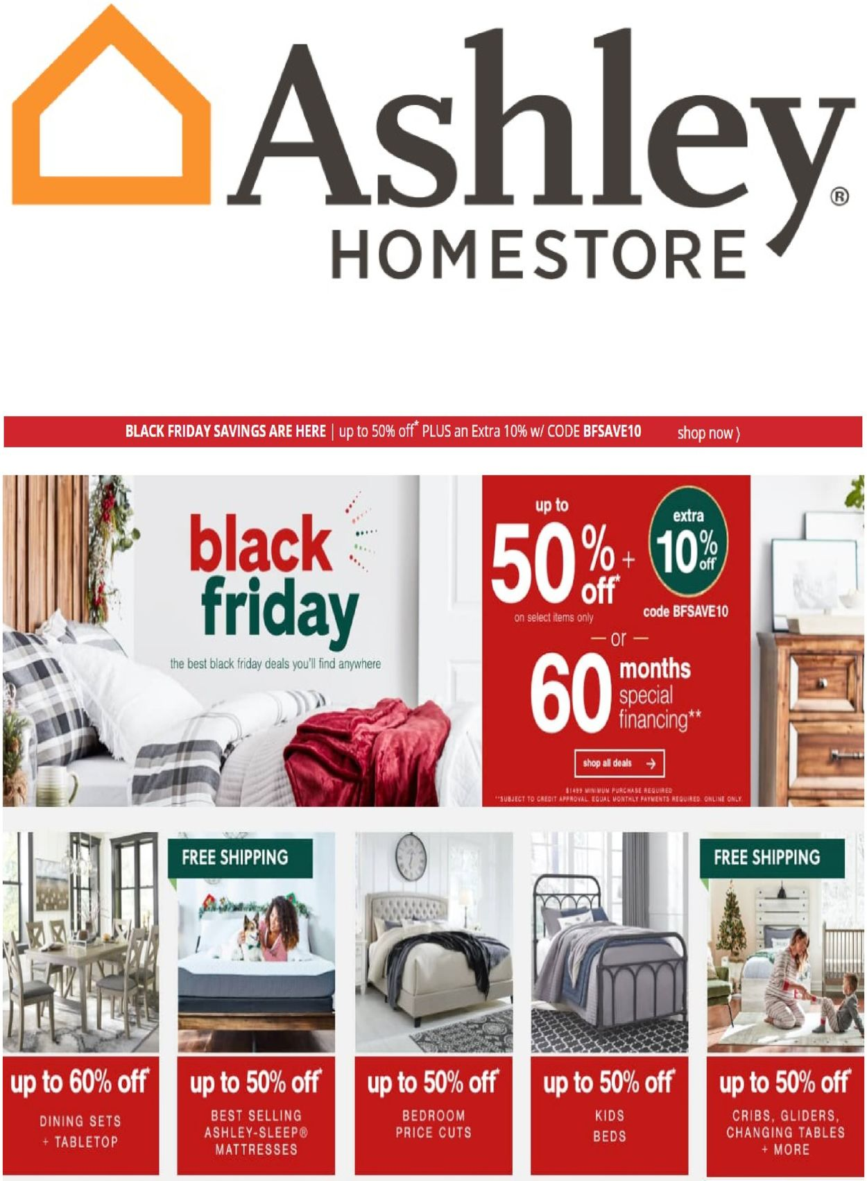Ashley Furniture weekly-ad