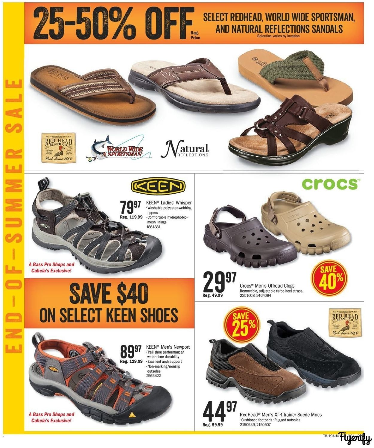 Bass Pro Current weekly ad 07/26 - 08