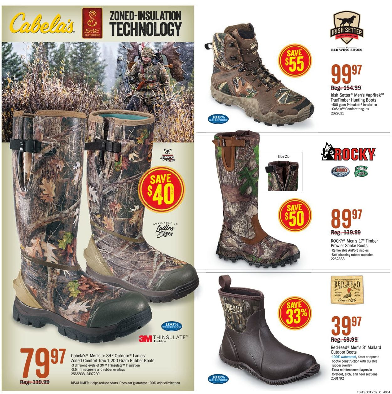 Bass Pro Current weekly ad 10/03 - 10
