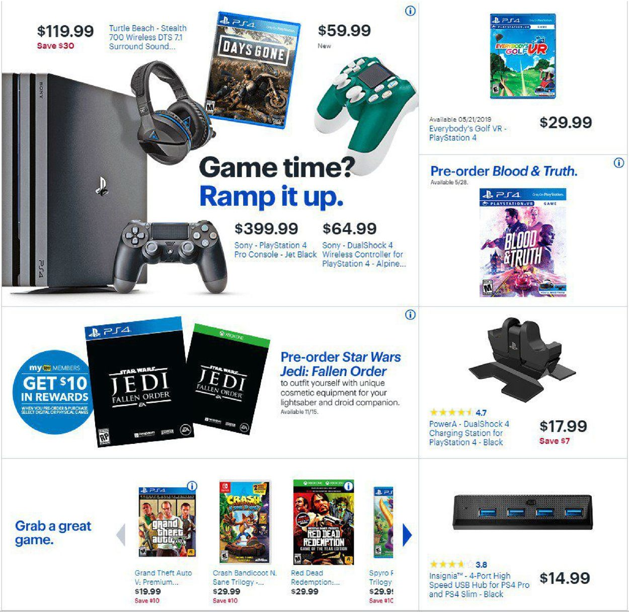 Best Buy Current Weekly Ad 05 19 05 25 2019 43 Frequent Ads Com