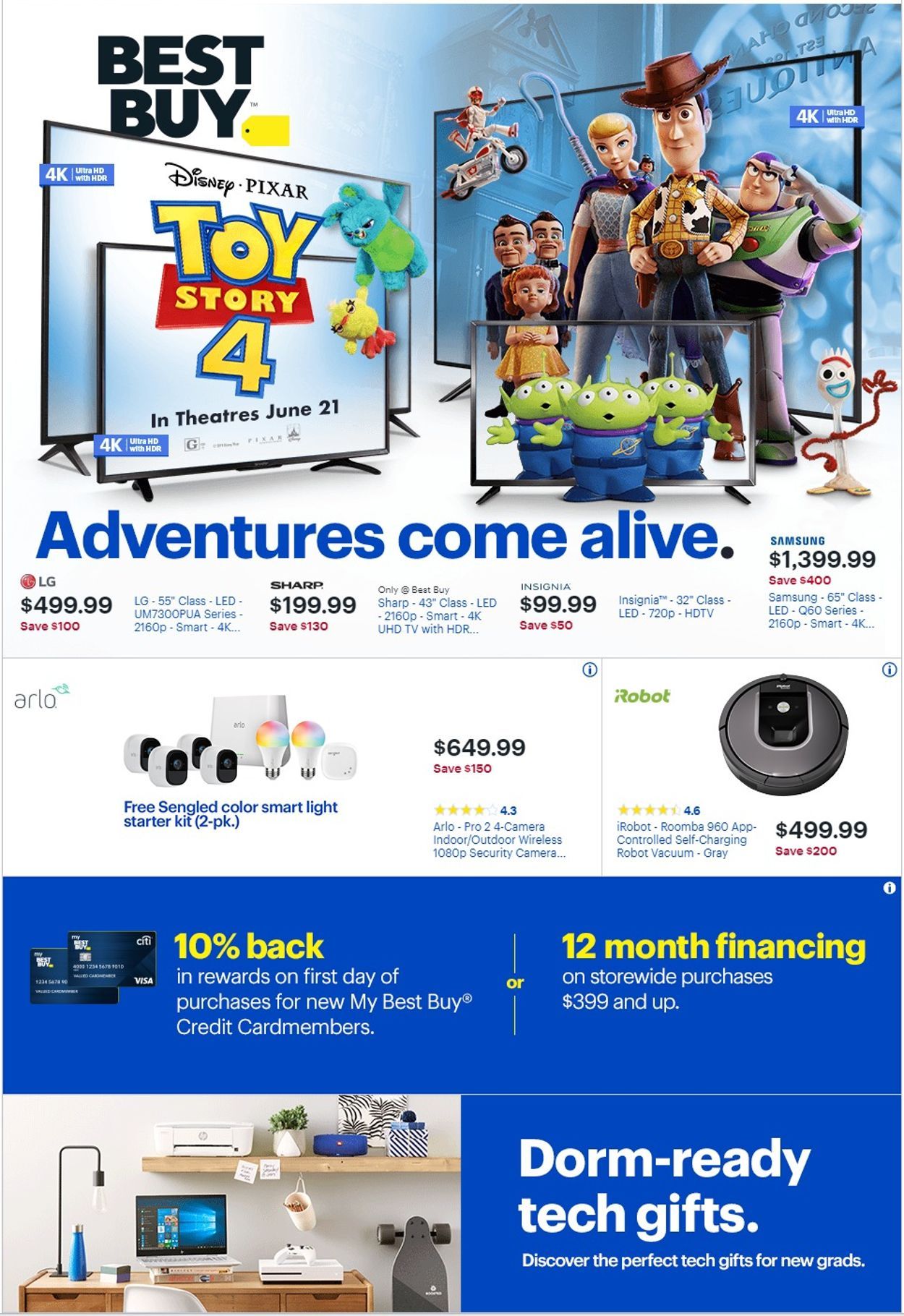 Best Buy Current Weekly Ad 06 16 06 22 2019 Frequent Ads Com