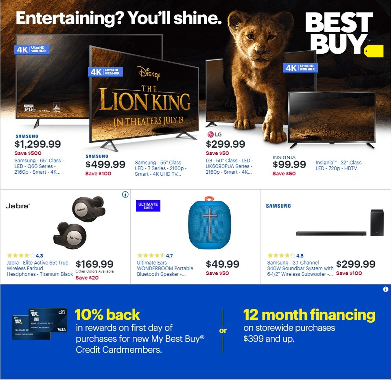 Best Buy Current Weekly Ad 07 14 07 20 2019 Frequent Ads Com