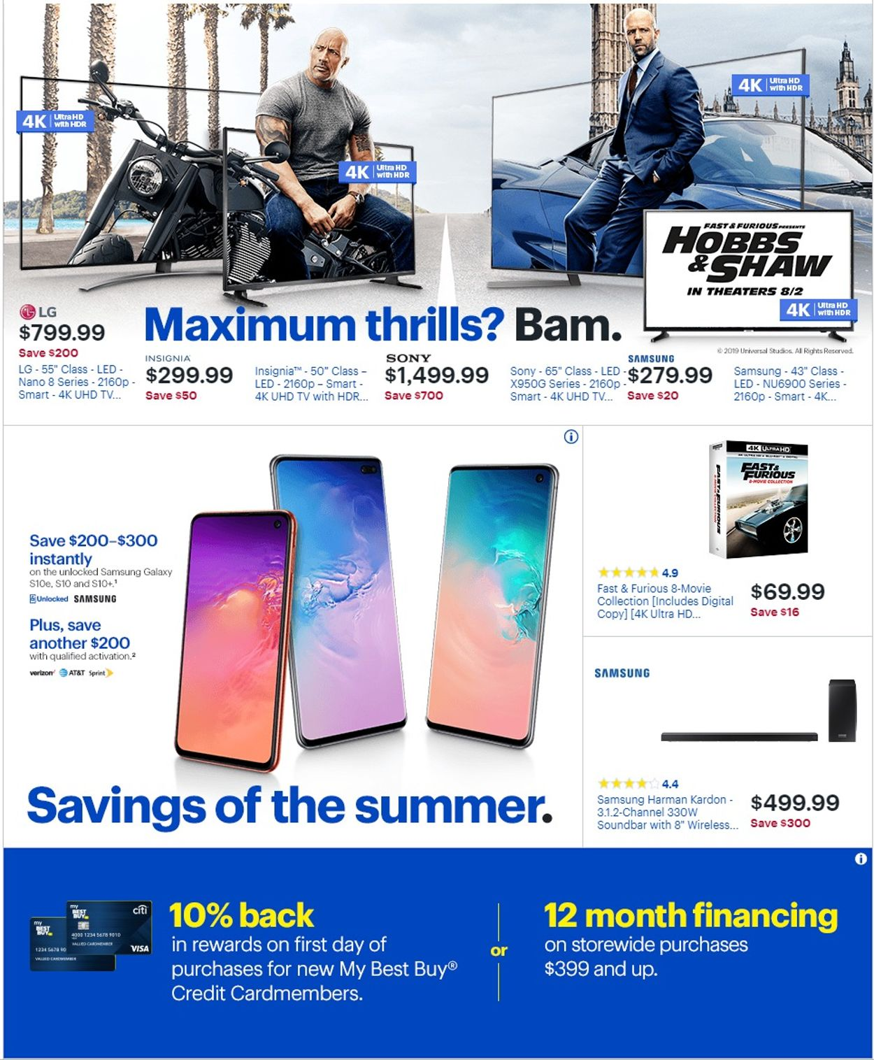 Best Buy Current Weekly Ad 07 28 08 03 2019 2 Frequent Ads Com