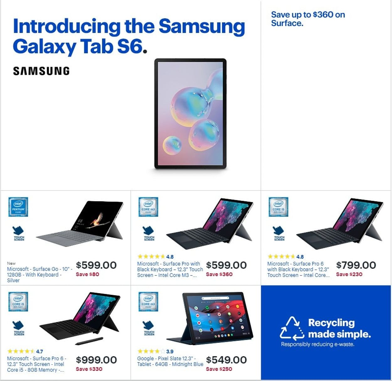 Best Buy Current weekly ad 08/04 - 08/10/2019 [5] - frequent