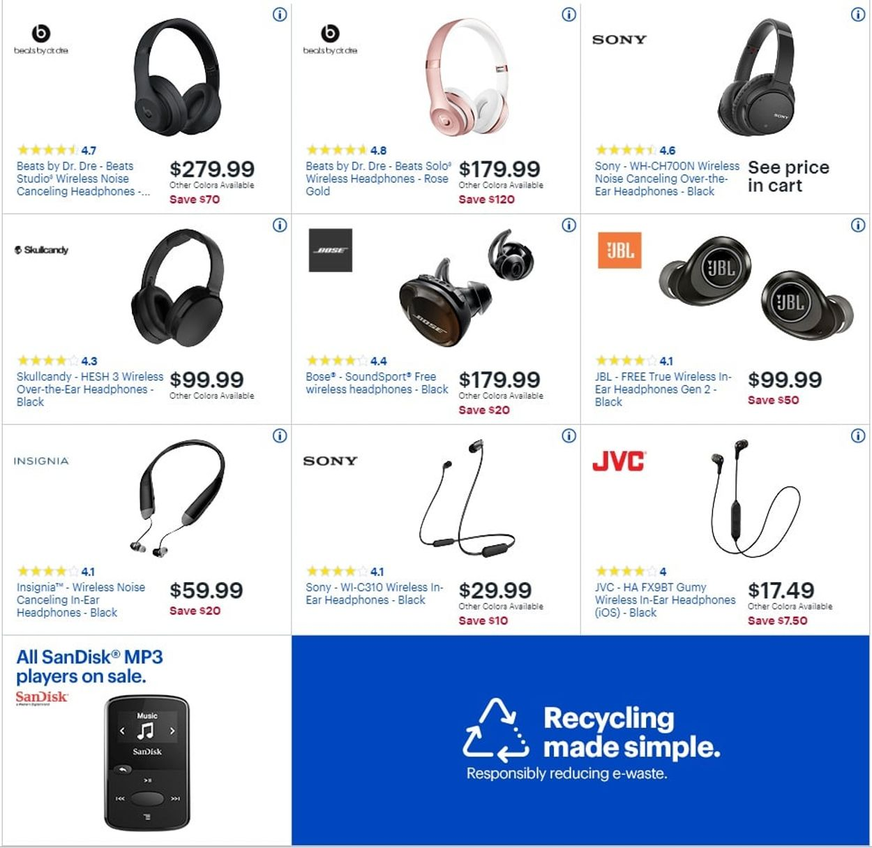 Best Buy Current Weekly Ad 08 11 08 18 2019 19 Frequent Ads Com