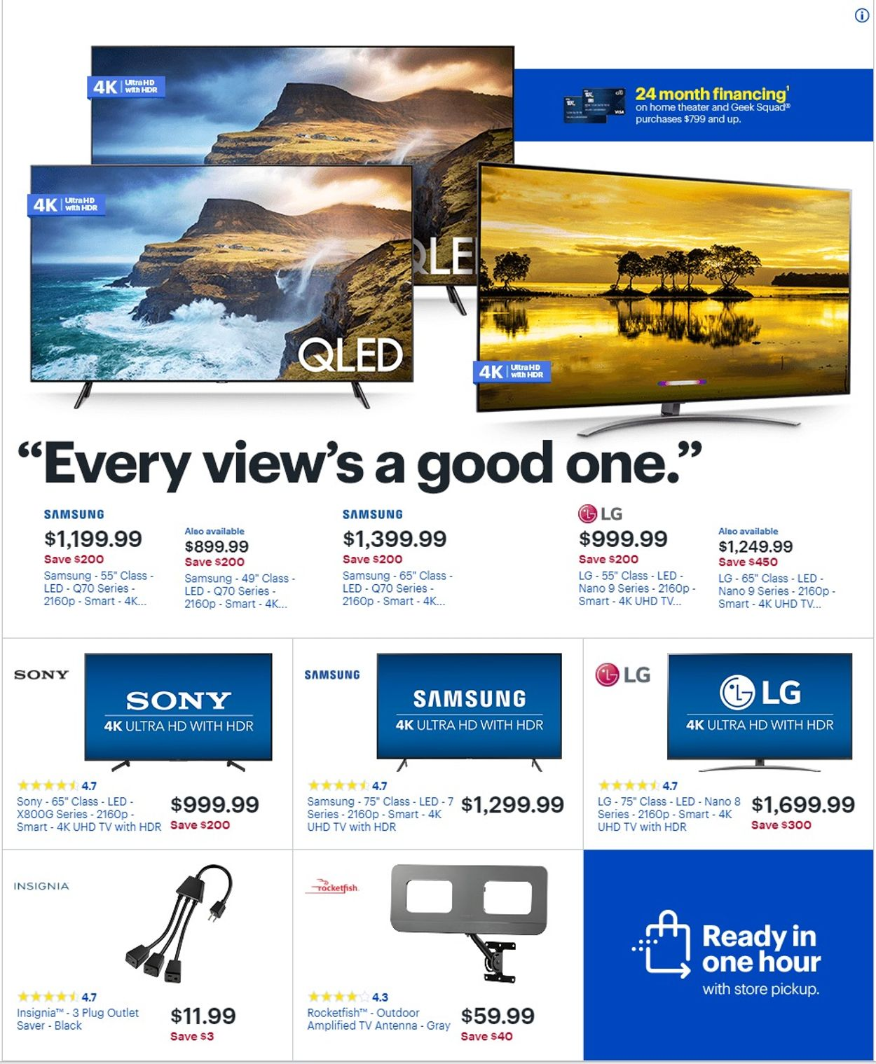 Best Buy Current Weekly Ad 08 18 08 24 2019 26 Frequent Ads Com