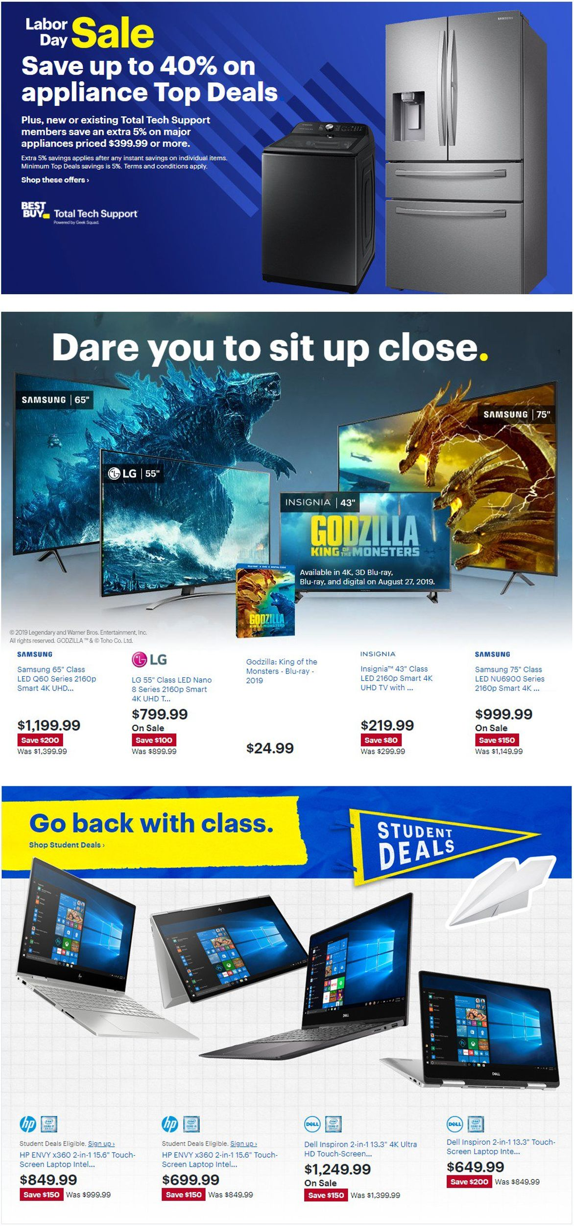 Best Buy Current Weekly Ad 08 25 08 28 2019 Frequent Ads Com