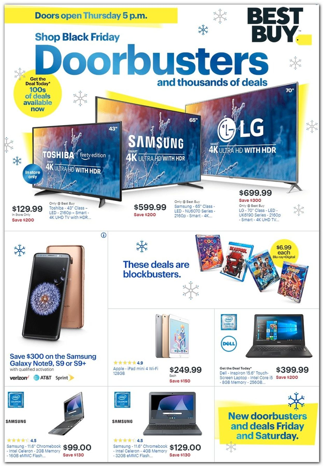 Best Buy Current Weekly Ad 11 22 11 24 2019 Frequent Ads Com