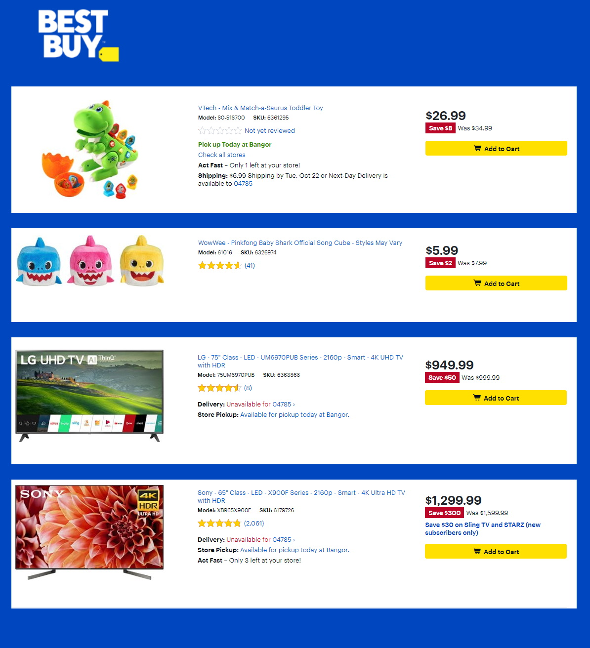 Best Buy Current Weekly Ad 10 19 10 28 2019 Frequent Ads Com