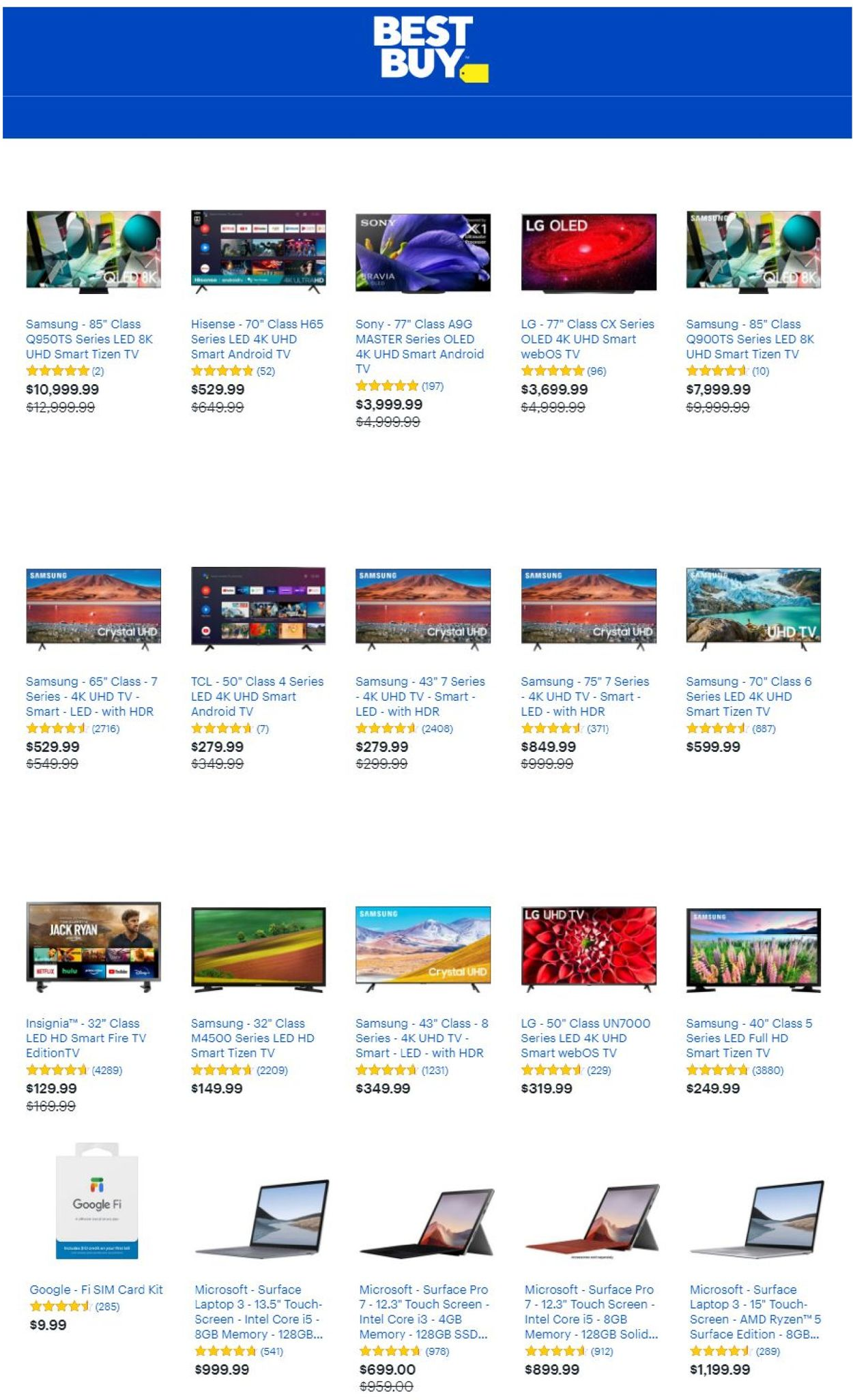 Best Buy Current Weekly Ad 10 02 10 08 2020 Frequent Ads Com