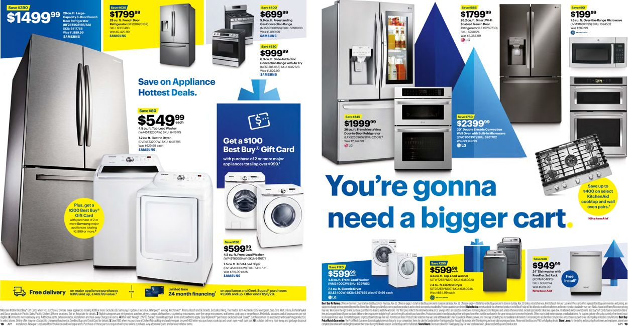 Best Buy Black Friday 2020 Current weekly ad 11/22 - 11/28 ...