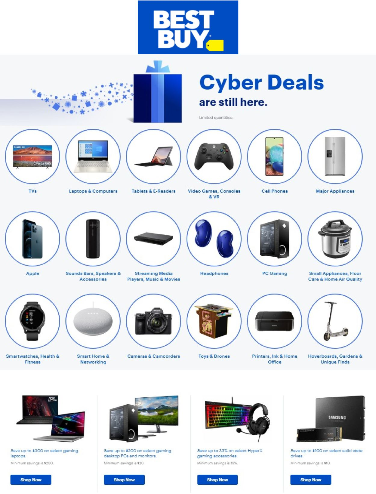 Best Buy Cyber Deals 2020 Current Weekly Ad 12 04 12 10 2020 Frequent Ads Com