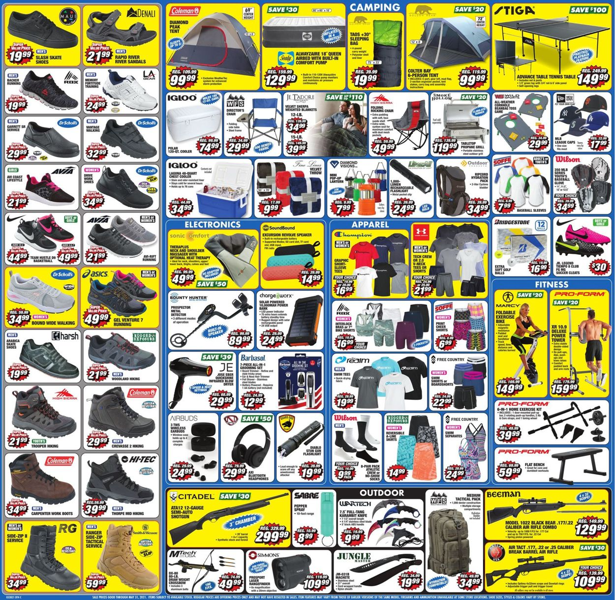 Catalogue Big 5 from 05/28/2021