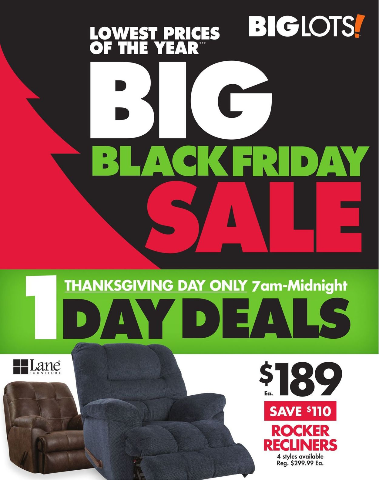 Big Lots Black Friday Sale Ad 2019 Current Weekly Ad 11 28 11 30 2019 Frequent Ads Com