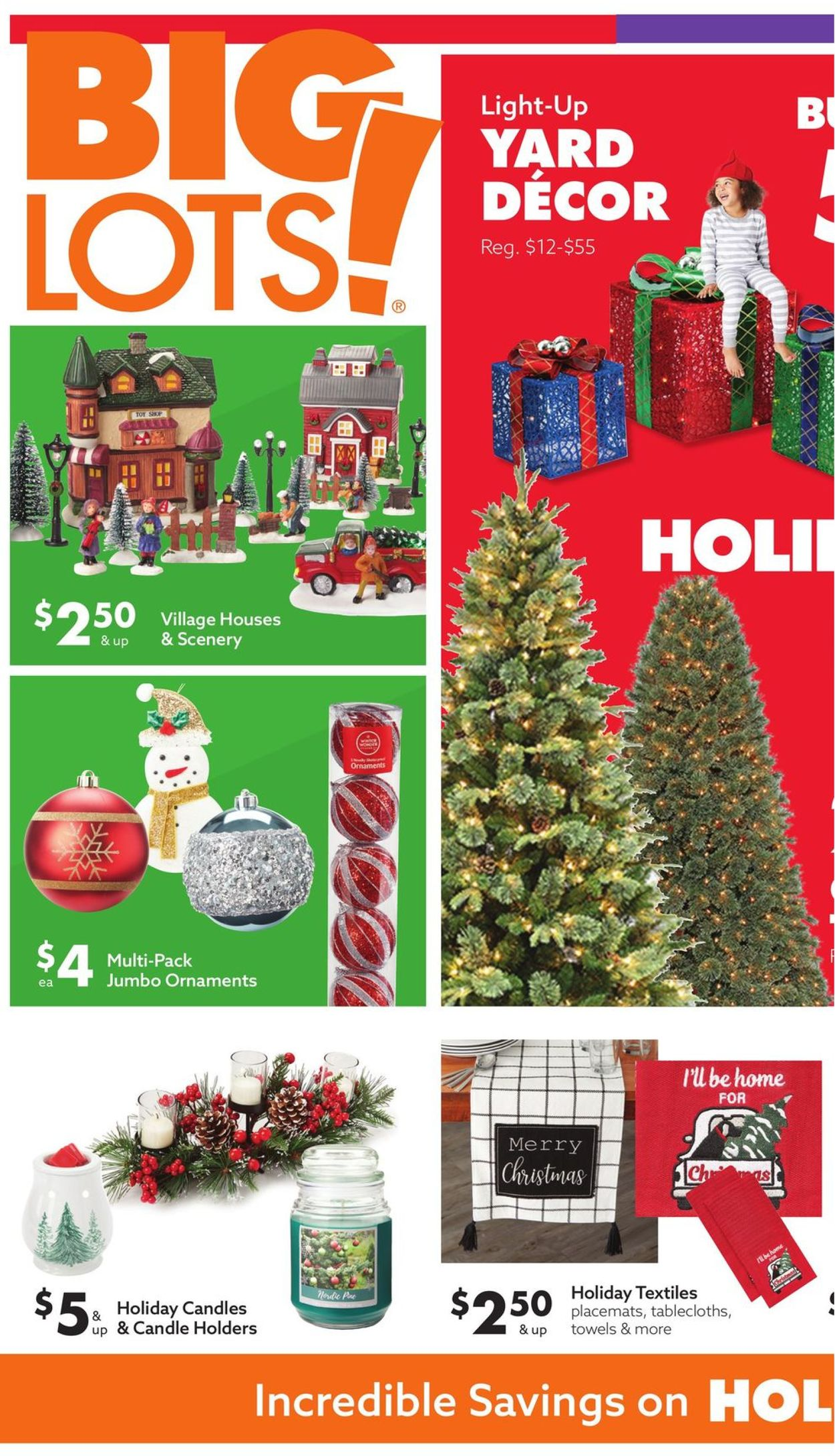 Big Lots Closing Times Christmas Eve 2020 Big Lots Holiday 2020 Current weekly ad 10/31   11/07/2020 [3