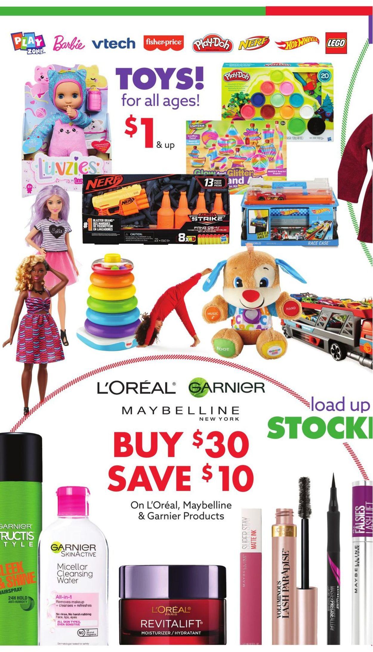 Big Lots Holiday 2020 Cur Weekly Ad