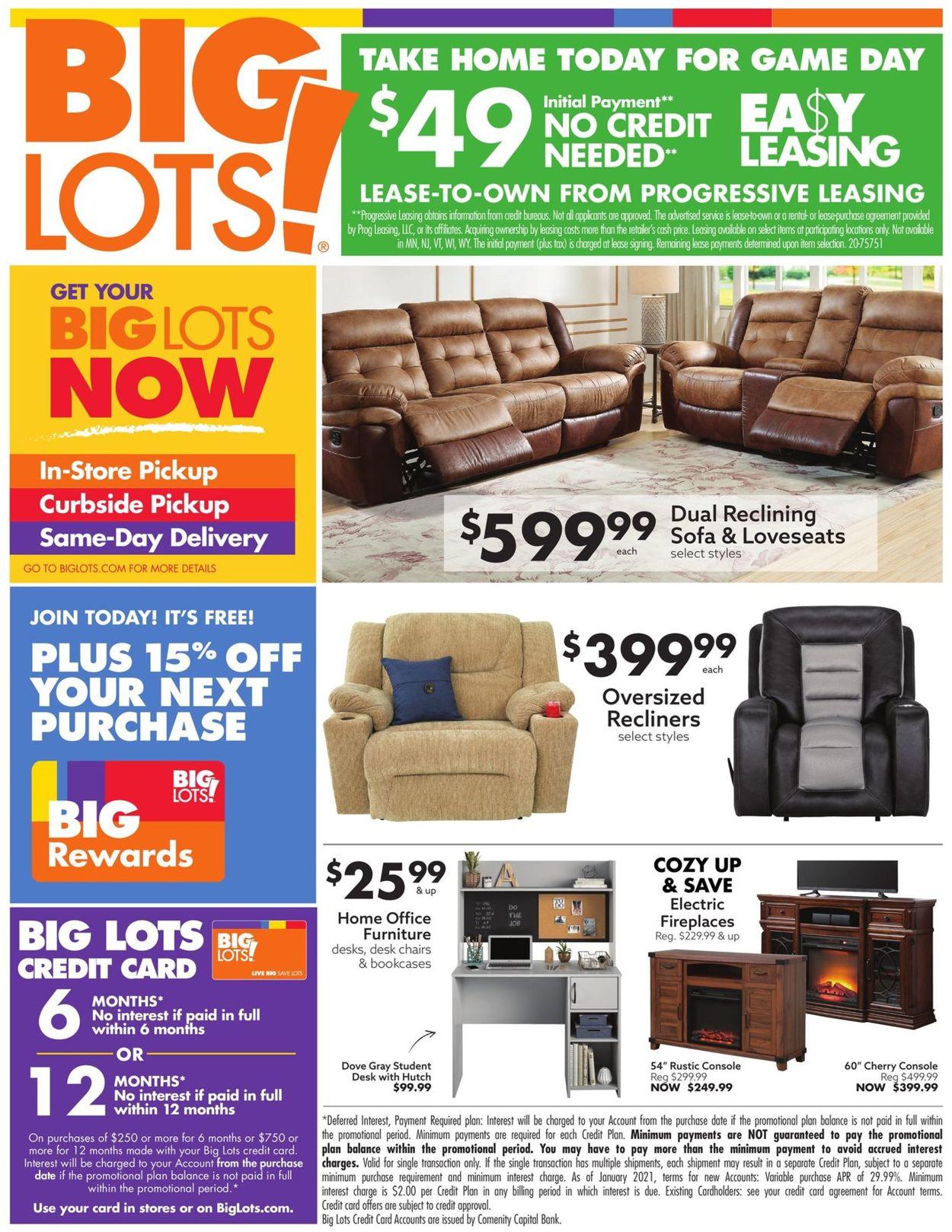 Big Lots weekly-ad