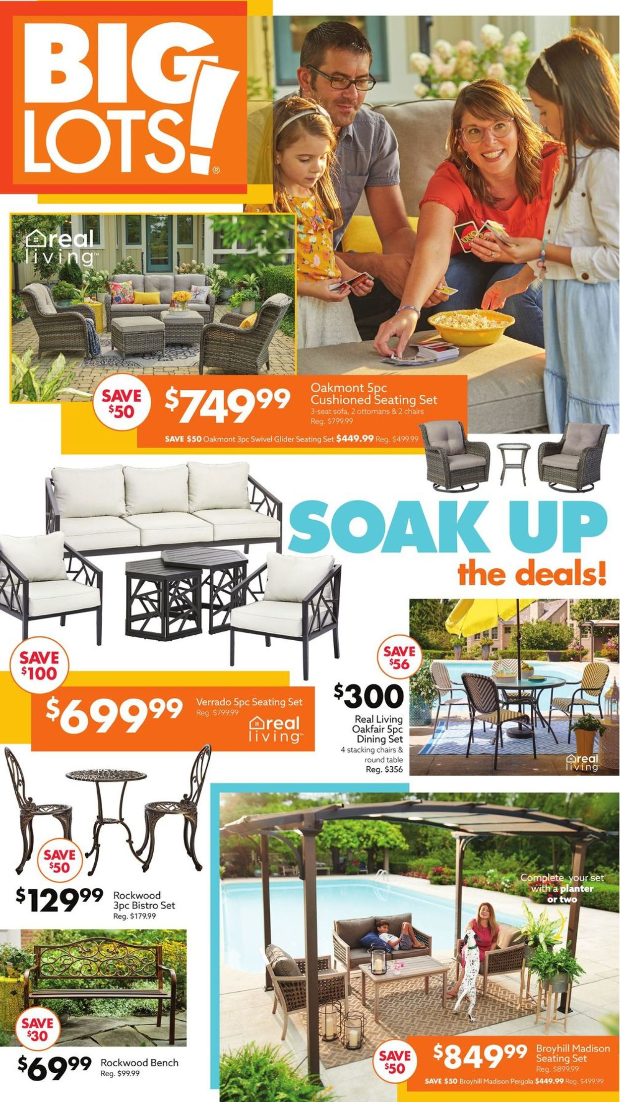 Catalogue Big Lots from 04/17/2021