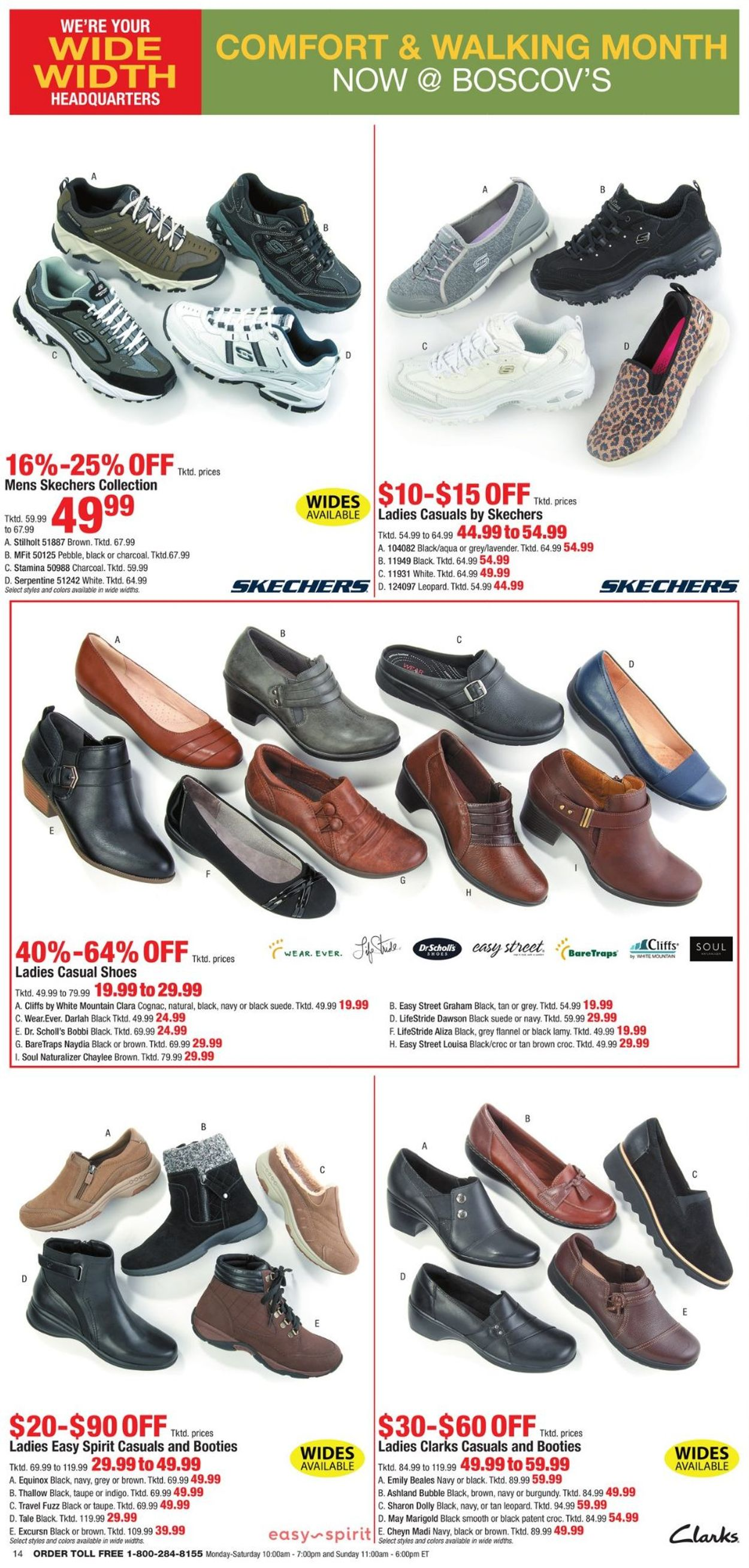 Boscov's Current weekly ad 10/25 - 10