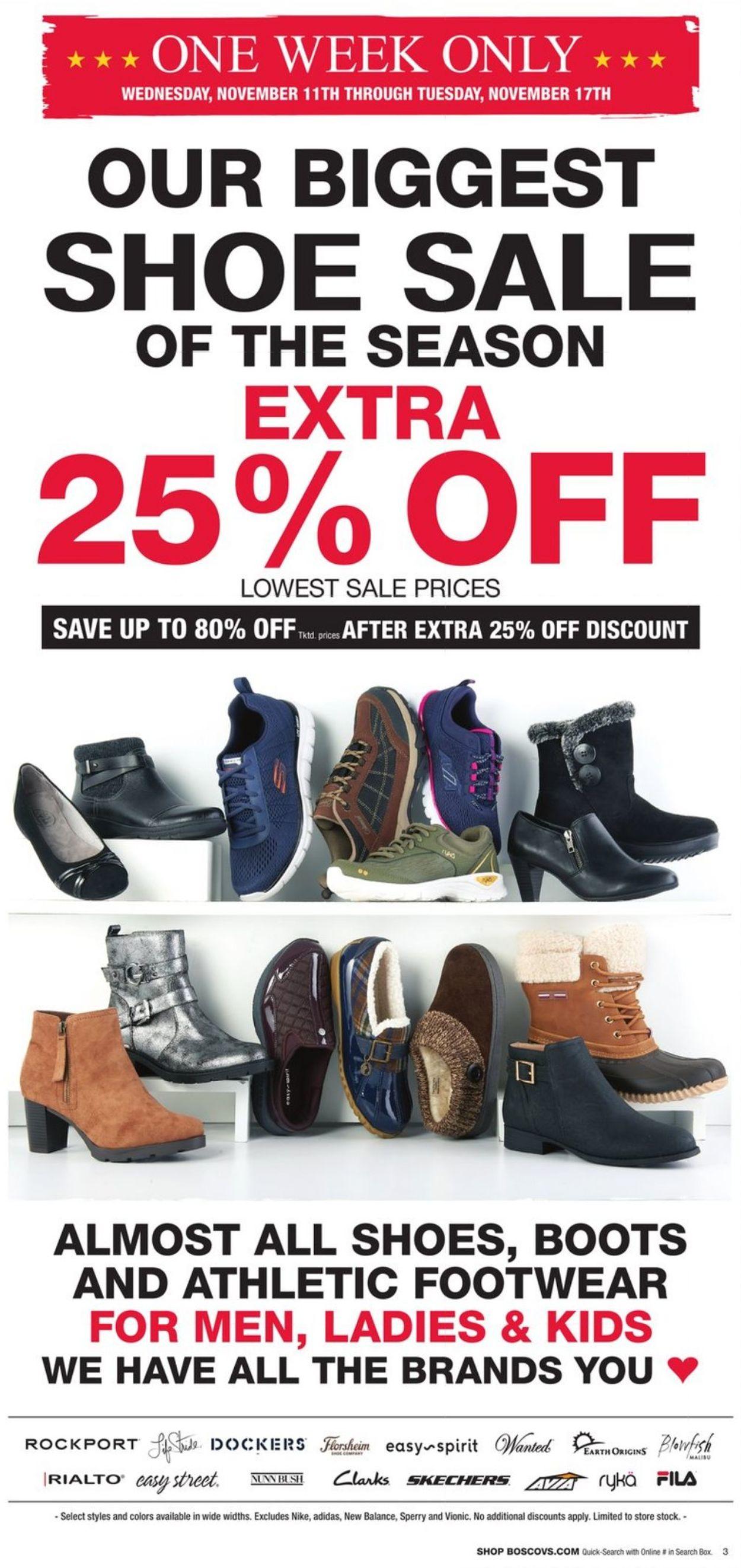 boscov's mens shoes sale