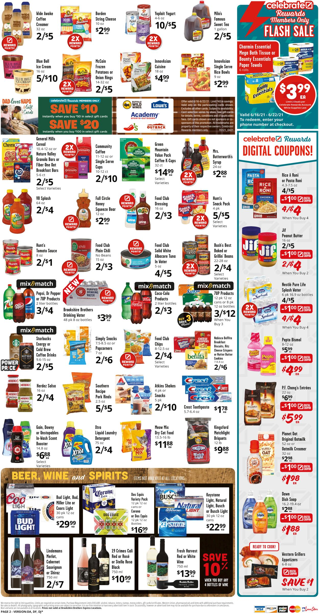 Catalogue Brookshire Brothers from 06/16/2021