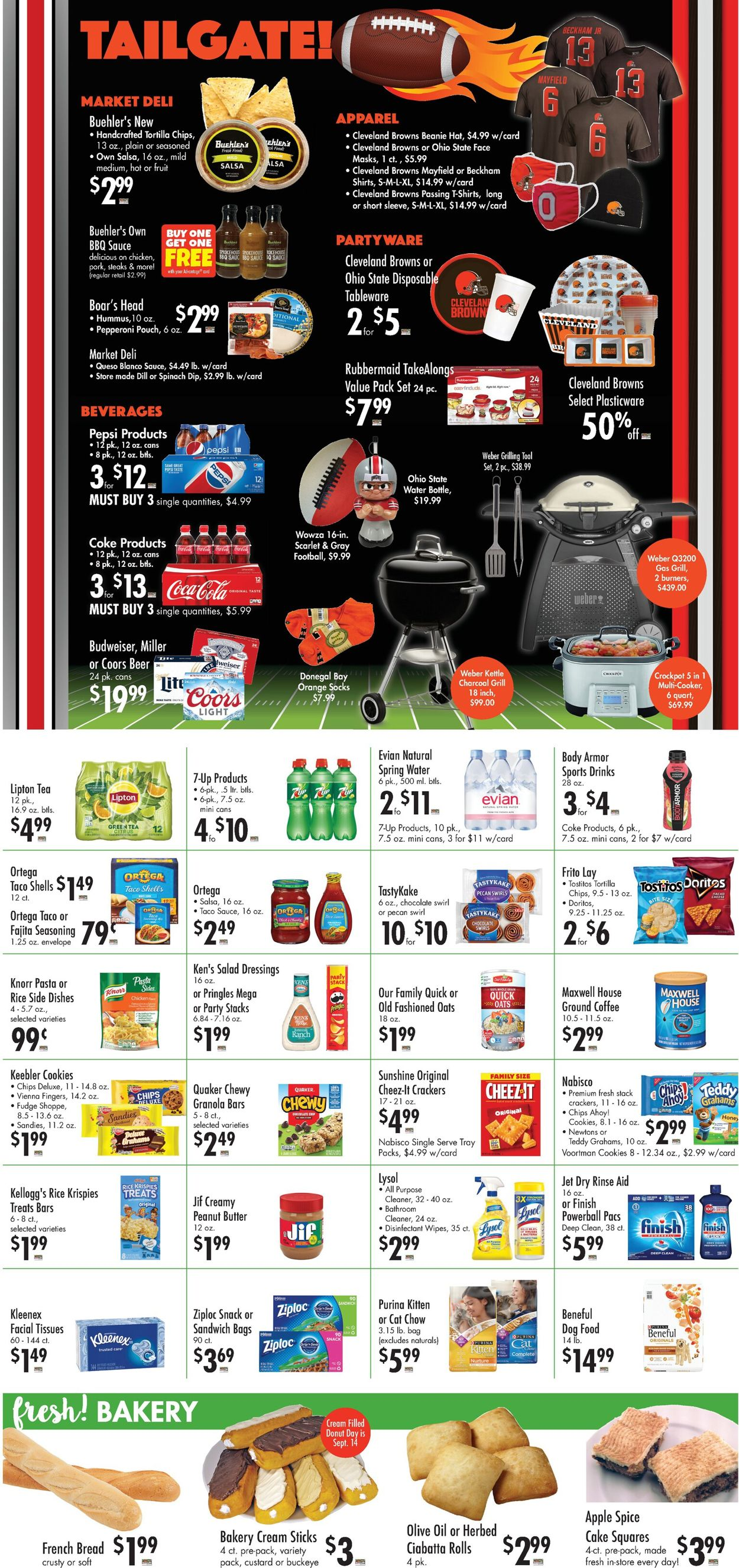 Catalogue Buehler's Fresh Foods from 09/08/2021