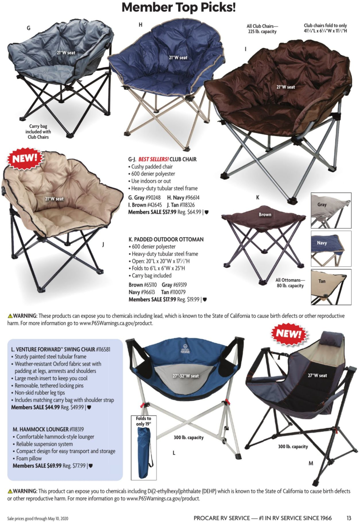 Camping World Current Weekly Ad 03 17 04 12 2020 13 Frequent Ads Com