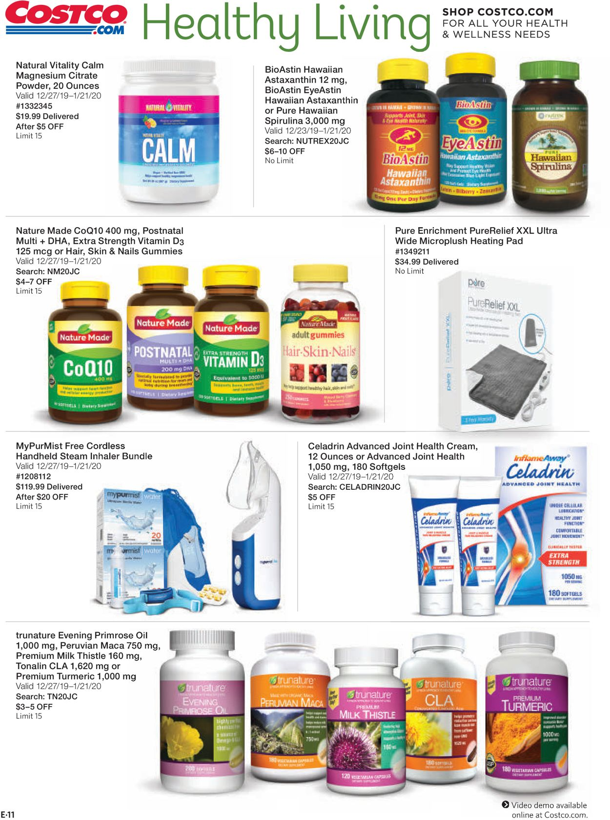 Costco Current Weekly Ad 01 01 01 31 2020 155 Frequent Ads Com
