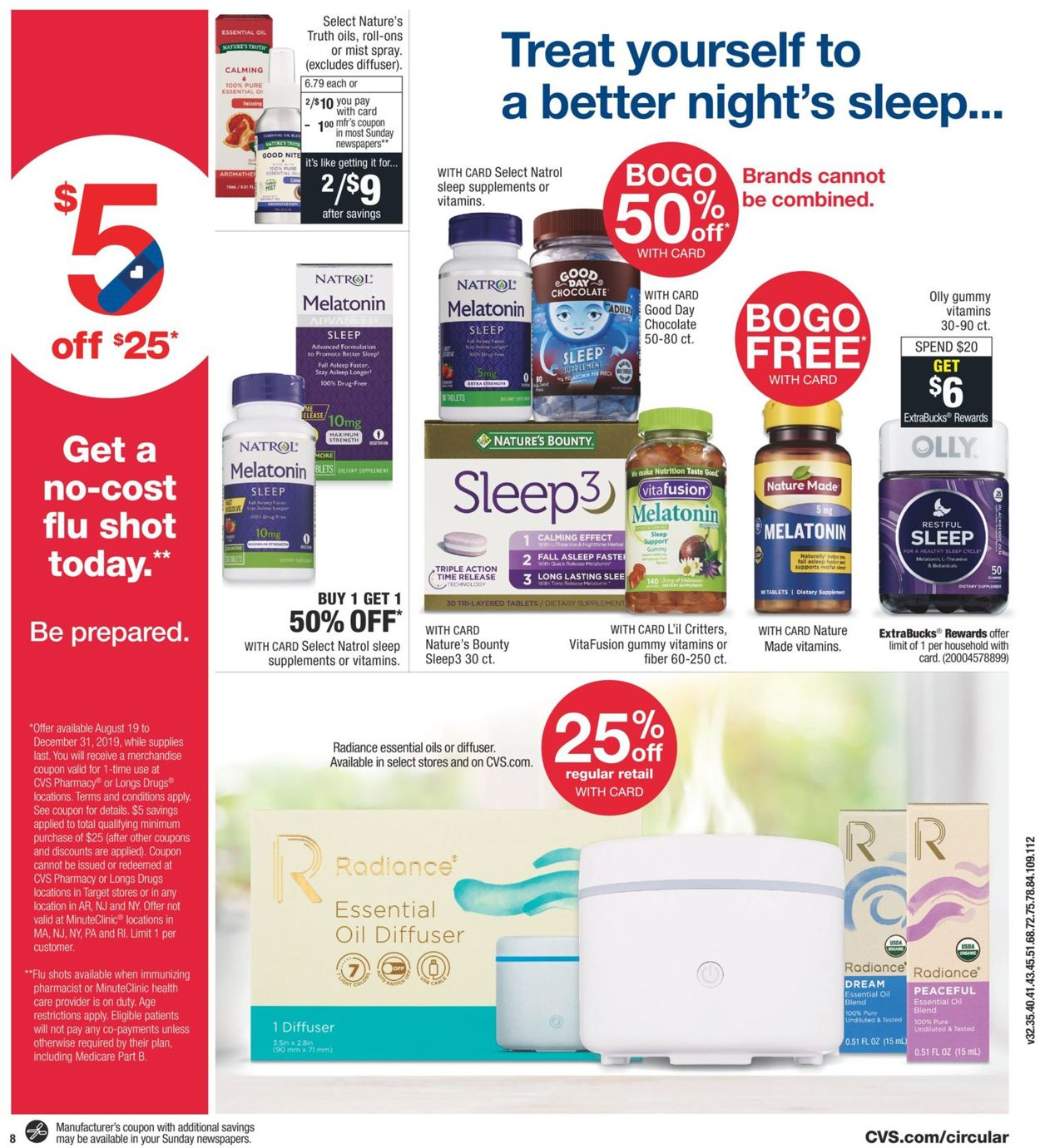 Cvs Pharmacy Current Weekly Ad 11 03 11 09 2019 9 Frequent