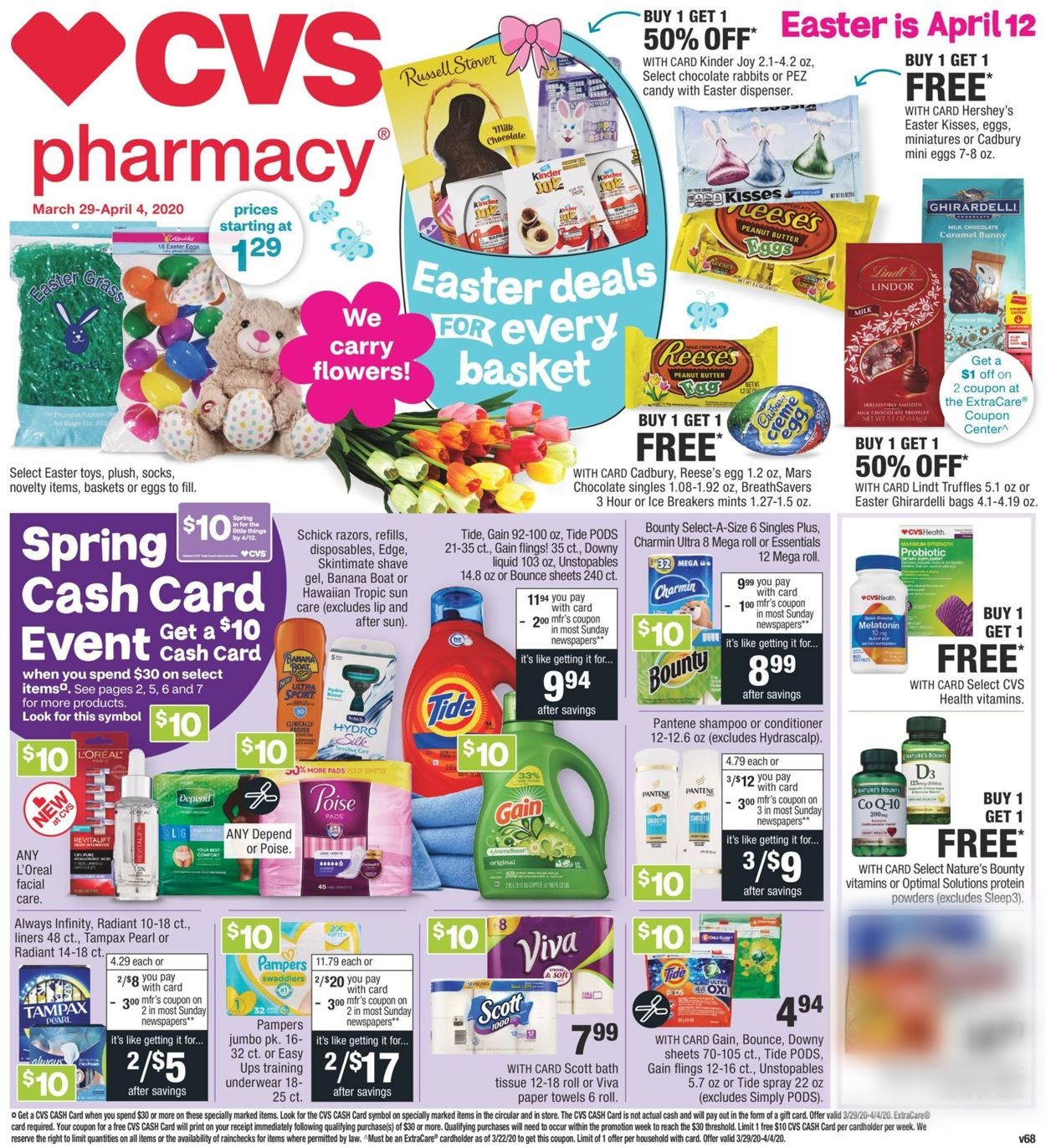 CVS Pharmacy weekly-ad