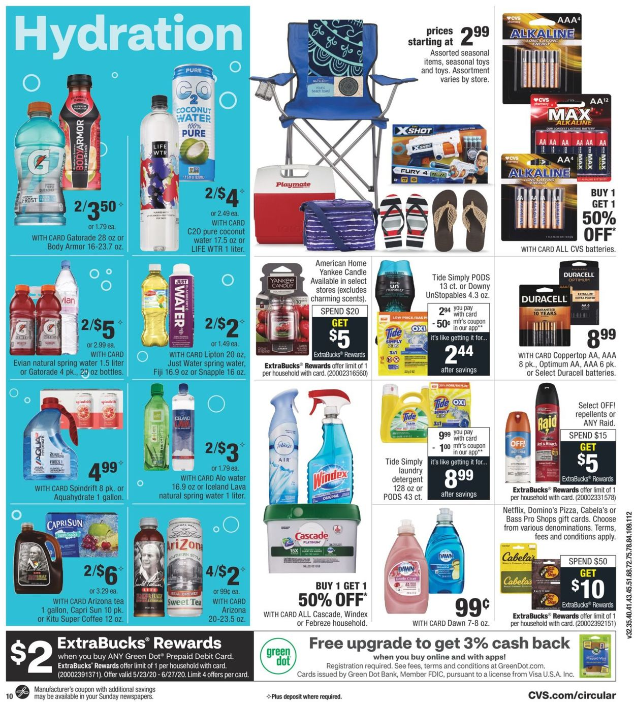 Cvs Pharmacy Current Weekly Ad 05 31 06 06 2020 11 Frequent Ads Com