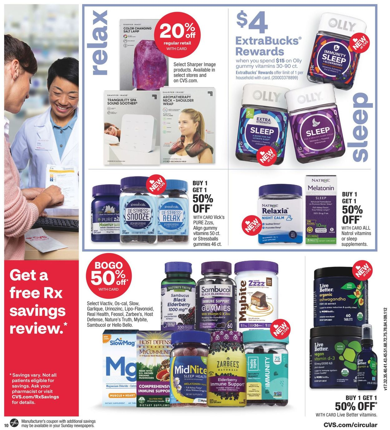 Cvs Pharmacy Current Weekly Ad 08 09 08 15 2020 11 Frequent