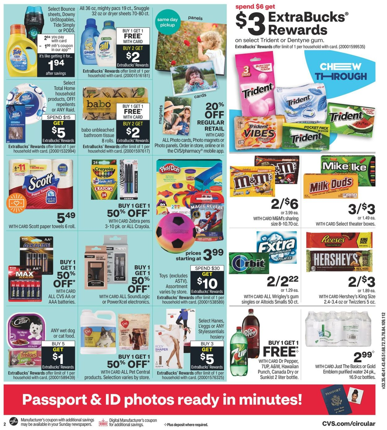 Catalogue CVS Pharmacy - Easter 2021 Ad from 04/04/2021