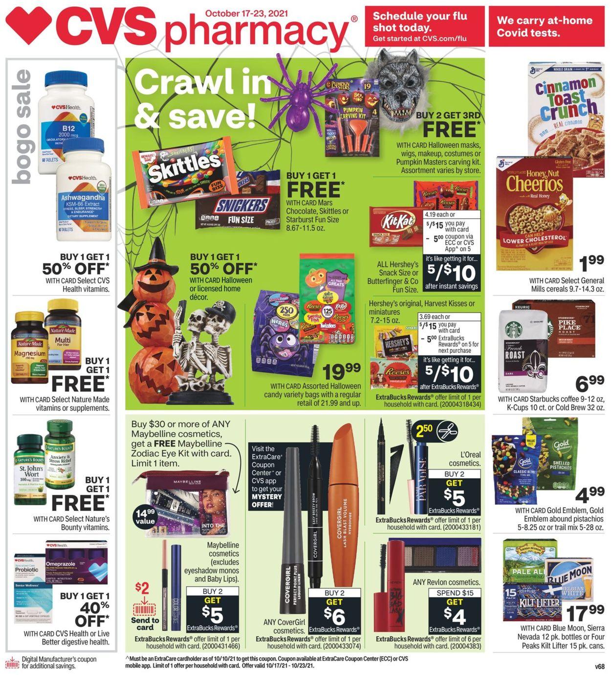 CVS Pharmacy weekly-ad