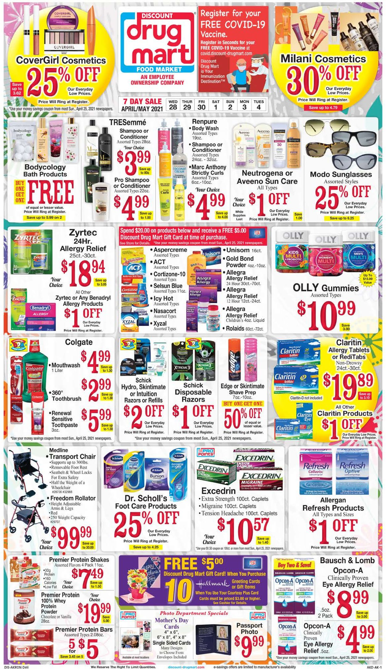 Catalogue Discount Drug Mart from 04/28/2021