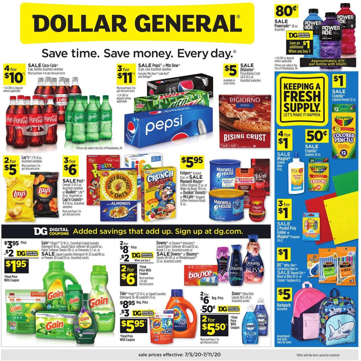 Dollar General weekly-ad