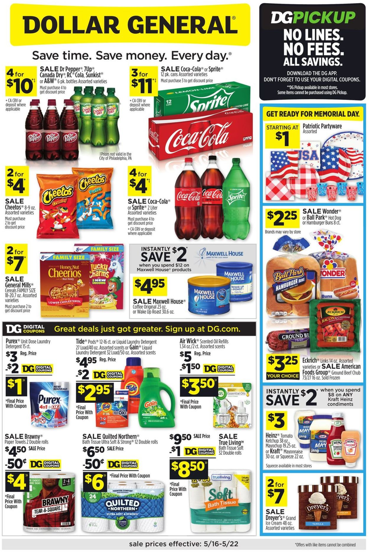 Dollar General weekly-ad