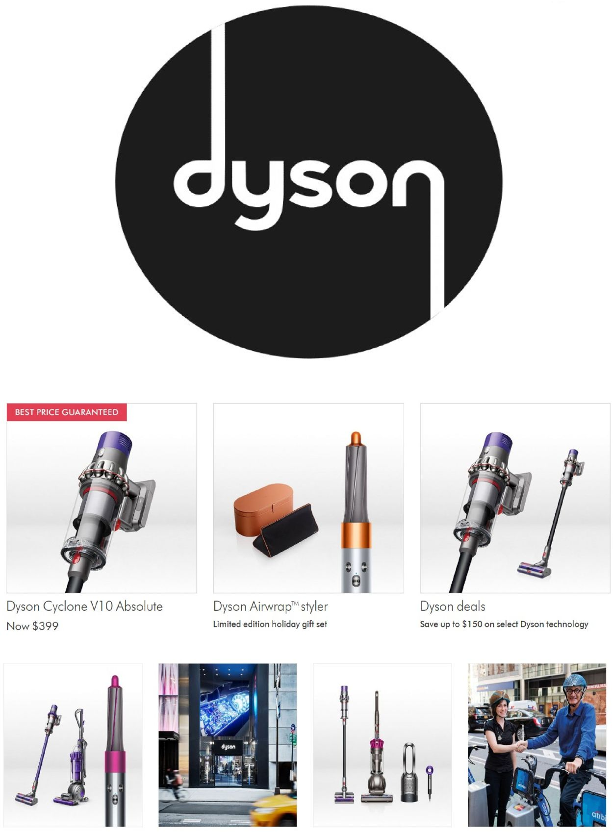 Dyson Black Friday 2020 Current weekly ad 11/20 - 11/26/2020 -  frequent-ads.com