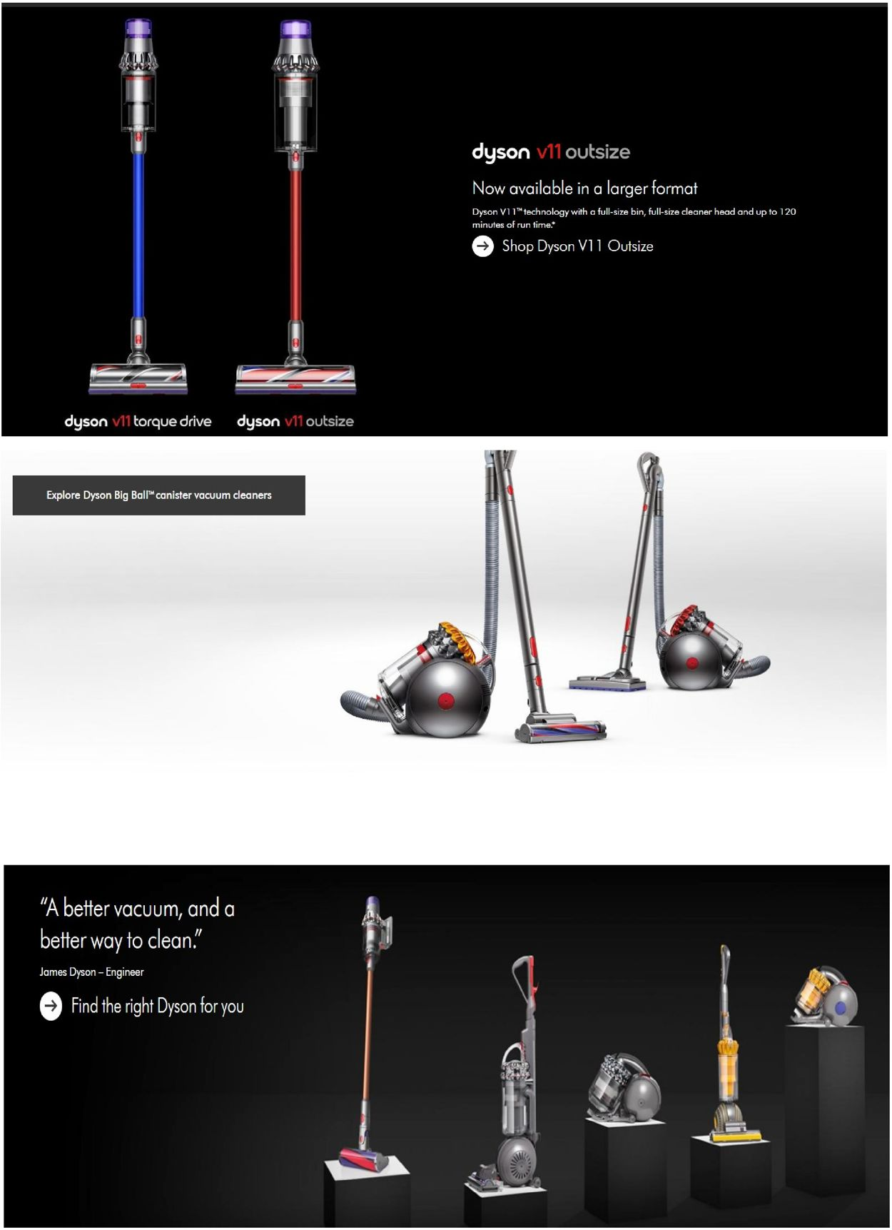 Dyson Black Friday 2020 Current weekly ad 11/20 - 11/26/2020 [5] -  frequent-ads.com