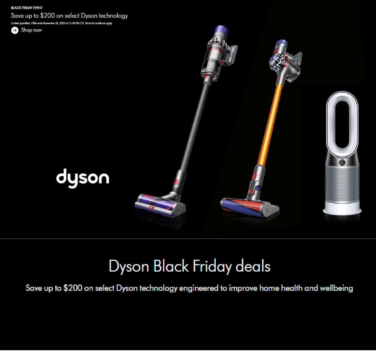 Dyson weekly-ad