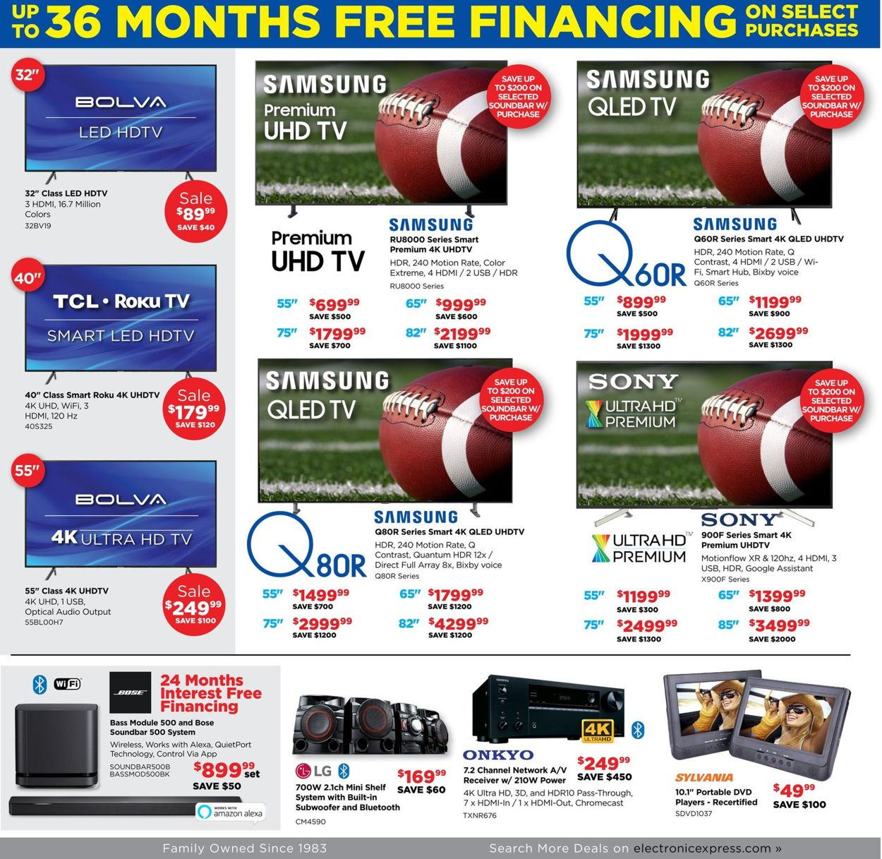 Electronic Express Current weekly ad 08\/25 - 08\/31\/2019 [2] - frequent-ads.com