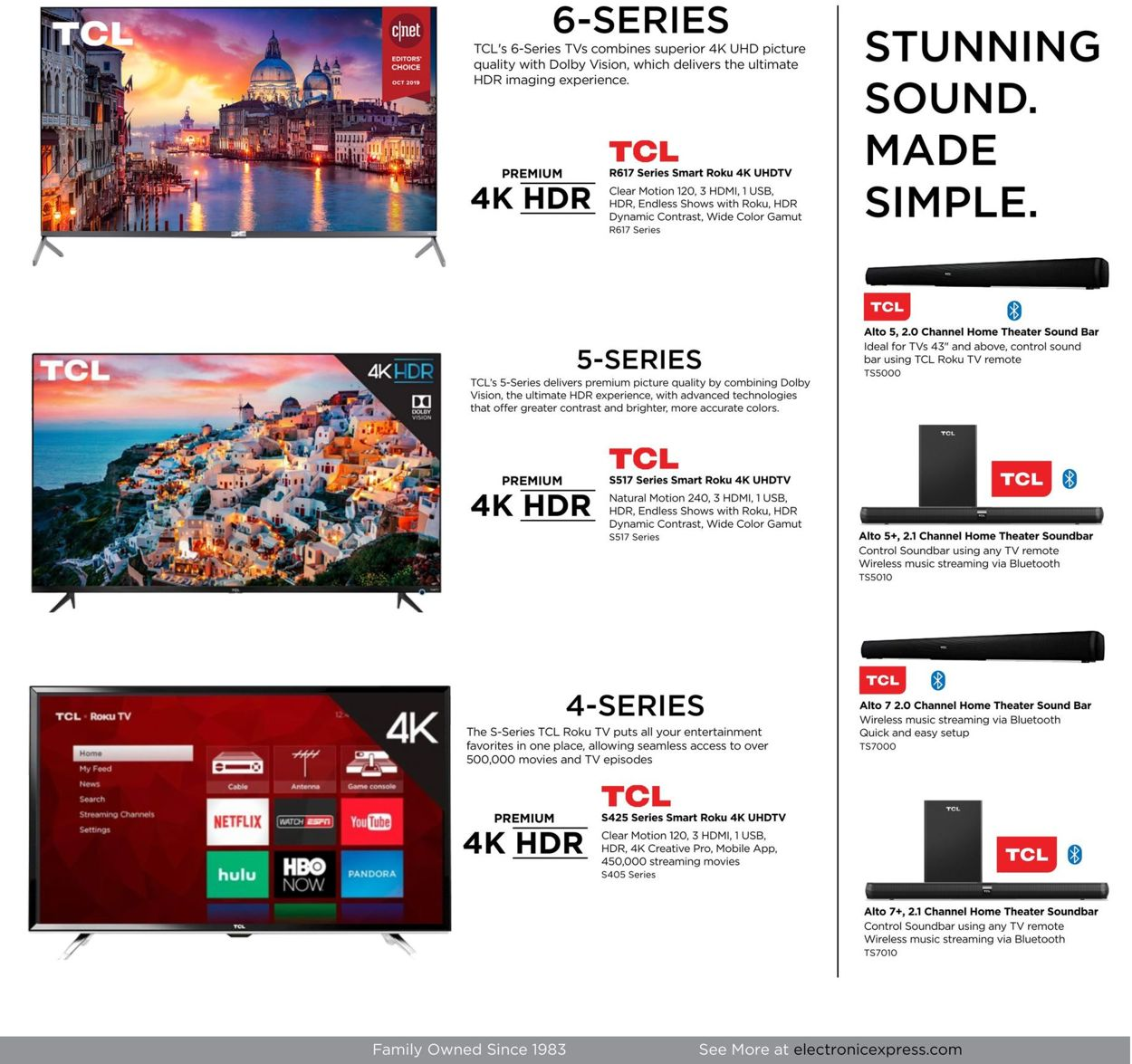 Electronic Express Current weekly ad 11\/03 - 11\/09\/2019 [2] - frequent-ads.com