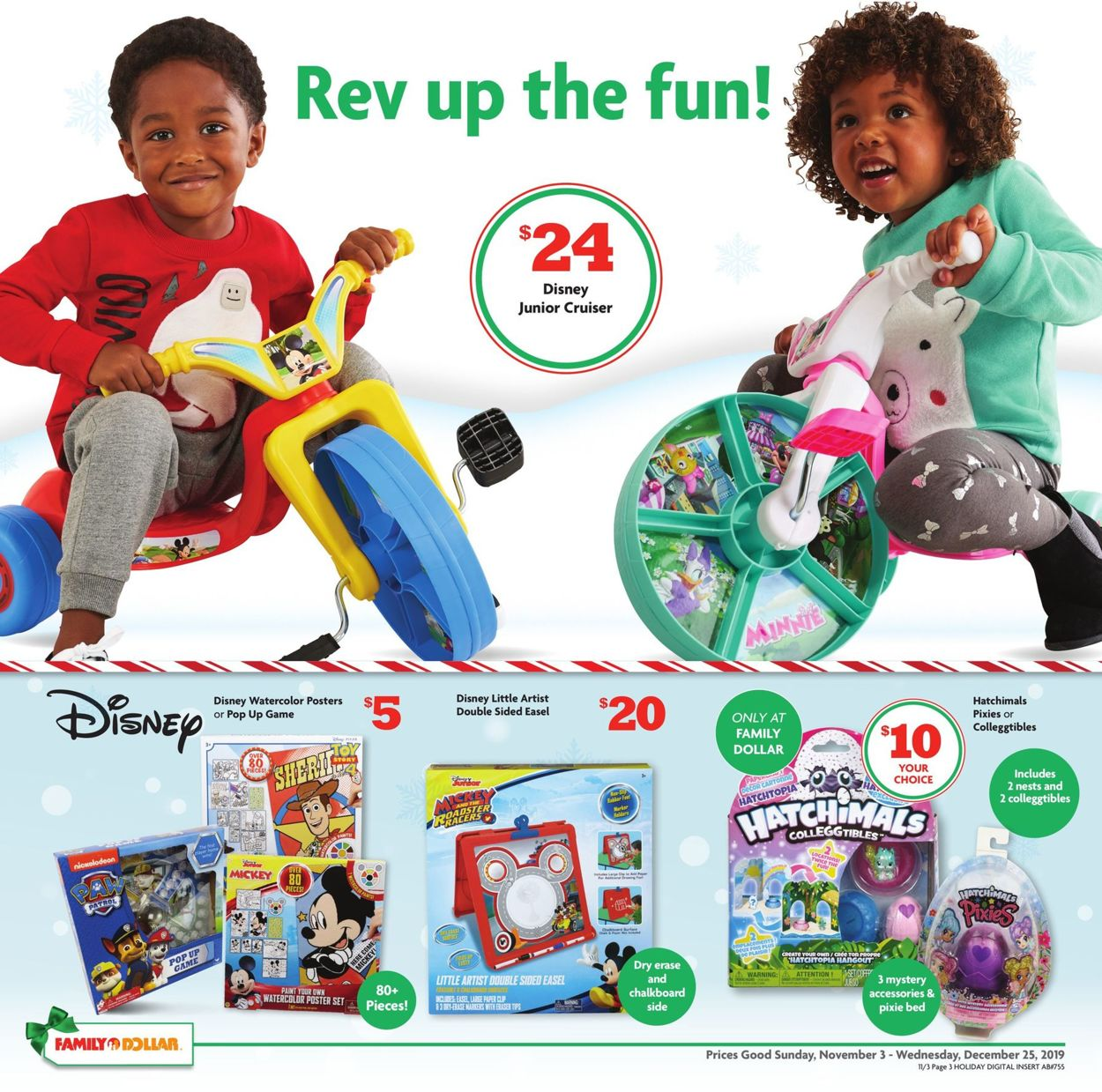 Family Dollar Current Weekly Ad 11 03 12 25 2019 11